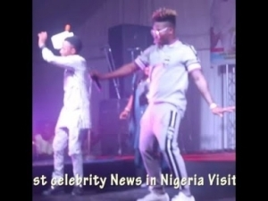 Video: Reekado Banks Performed To The Amusement Of Guest At Pasuma